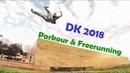 Dimitris DK' Kyrsanidis Parkour Freerunning 2018
