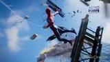 Game Spider Man (Человек Паук) фильмографический трейлер