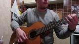 Alex Stockey - Twist Of Fate (instrumental demo) испанская гитара spanish guitar