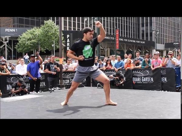 Lyoto Machida Bellator 222 Open Workout