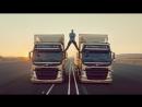 Эпический шпагат Жана Клода Ван Дамма в рекламе VOLVO