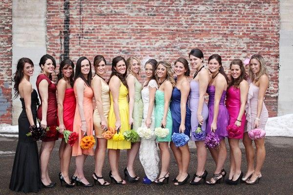 платья подружки невесты 2012 фото страница 5.