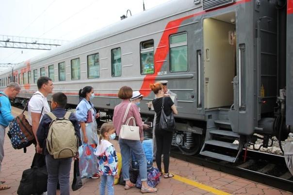 Новые купе-вагоны в поезде Иркутск — Усть-Илимск