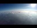 Отделение из Ан 28 в вингсьюте на скорости 250 километров в час