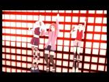 MMD Naruto Karin,Ino, Sakura _ Two Cents Ice Cream Song