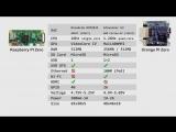 Обзор и сравнение Raspberry PI Zero и Orange PI Zero