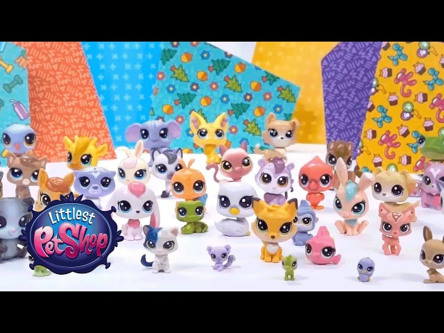 Littlest Pet Show Сезон 2 Выпуск 2 Раздельный сбор мусора