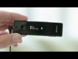 SBH52 from Sony - The wireless mini handset with one-touch NFC