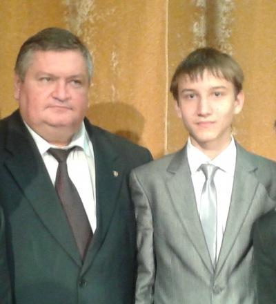 Иван Рязанов, 26 августа 1998, Новосергиевка, id110285455