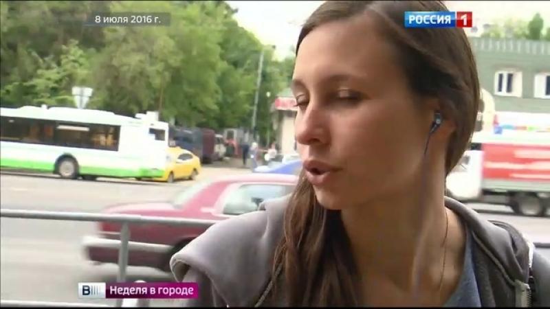 Вести-Москва • Пожар на Выхино: внеплановый экзамен для экстренных служб