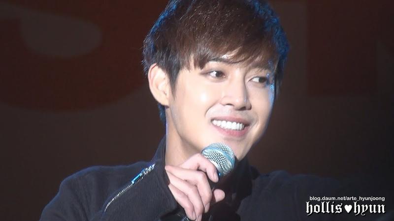140927 Kim Hyun Joong 김현중 - GOOD-BYE @ Aomori Shock On