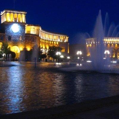 Armenian Page, 10 октября , Москва, id215380265