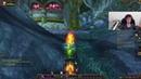 ≡10 WoW Разбойник Эльфийка Крови 28 32 уровень World of Warcraft Ворлд оф Варкрафт