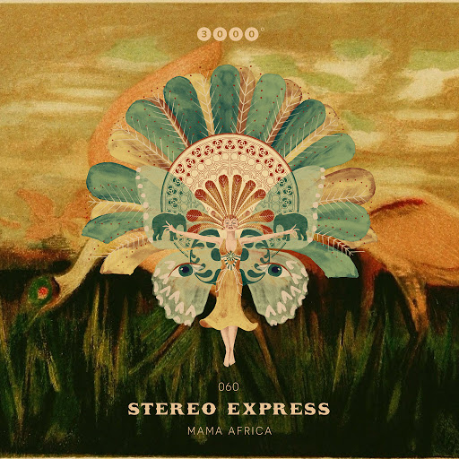 Stereo Express альбом Mama Africa