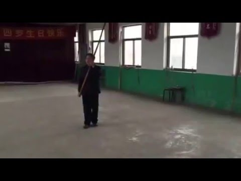 Xingyi Spear and footwork