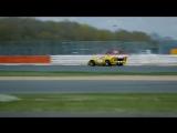 Andrew Jordan Drives The Monstrous# Lola T70 MkIIIB