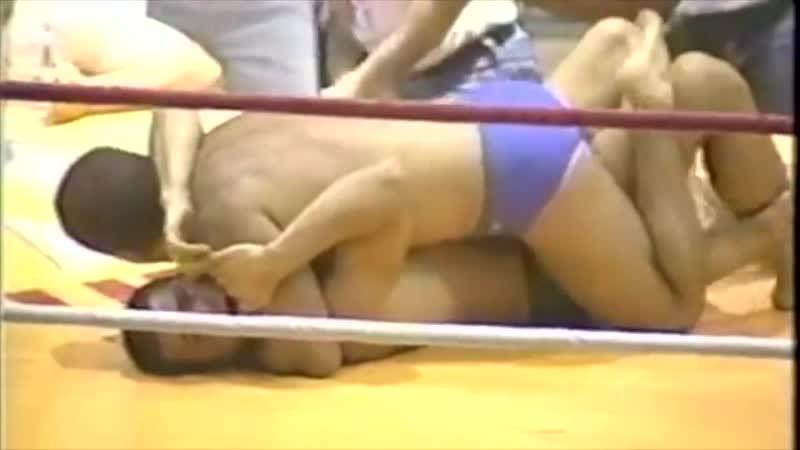 Vale Tudo Duelo de Titas 1995- Crezio Chaves X Johil de Oliveira