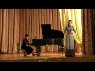 Олена Сейко - Дощик (обробка М. Лисенка)