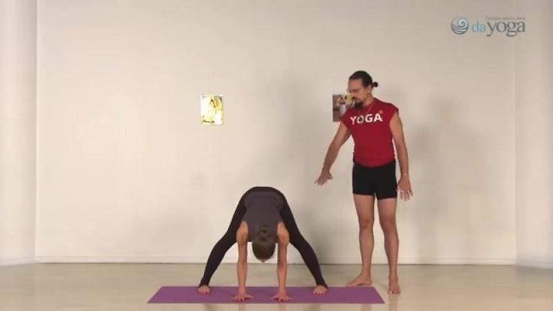Аштанга-виньяса-йога. Урок для начинающих с Михаилом Константиновым