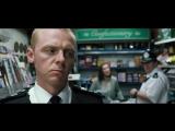 Типа крутые легавые / Hot Fuzz (2007) - Русский трейлер фильма [720p]