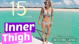 15 Minute Thigh Thinner - Thigh Exercise Rebecca Louise