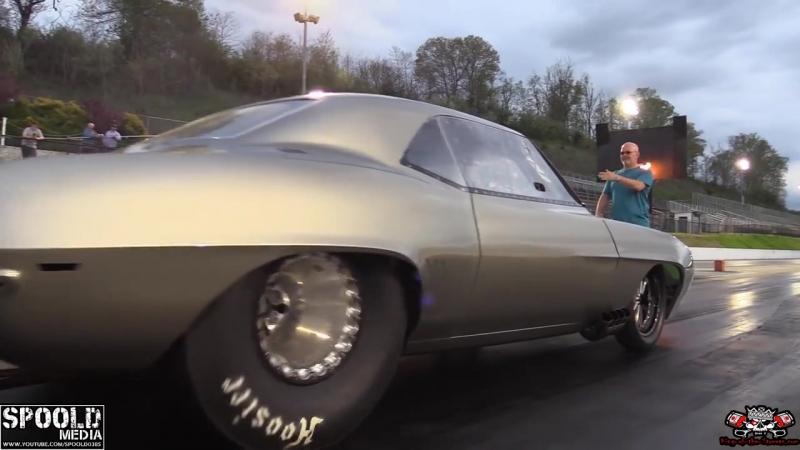 Megalodon Testing for Street Outlaws_ No Prep Kings at Motor Mile