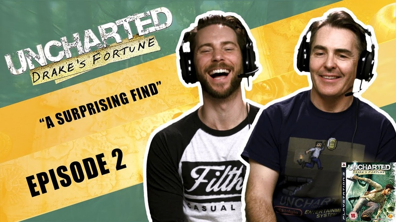 Uncharted Drake's Fortune The Definitive Playthrough Part 2 ft Nolan North Troy Baker