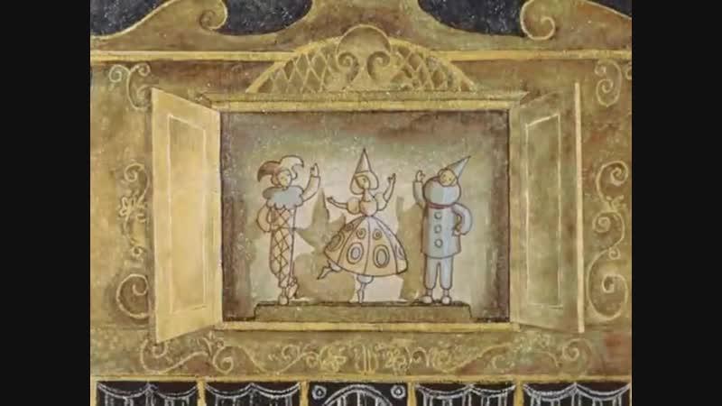 Мультфильм Детский альбом на музыку П. И. Чайковского