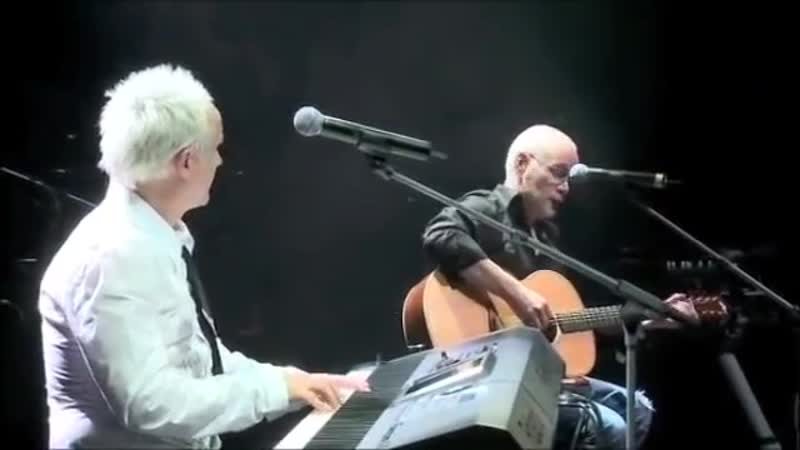 Howard Jones Nik Kershaw Wouldnt It Be Good LIVE in 2008