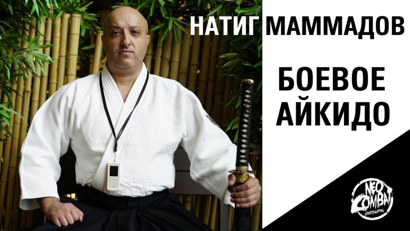Натиг Маммадов: боевое айкидо.