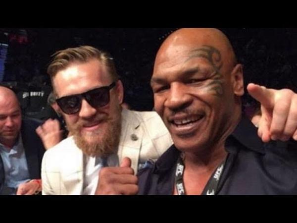 Правильные слова Майка Тайсона Бойцы UFC слушали молча