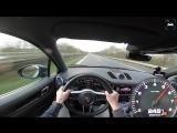 2018 Porsche Cayenne S | AUTOBAHN POV | ACCELERATION & TOP SPEED