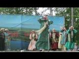 Выступление коллектива ПСОШ №1 на конкурсе Ысыах-2018. Покровск, Якутия. 16 июня 2018