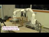 Robot by NTU Singapore builds an IKEA chair