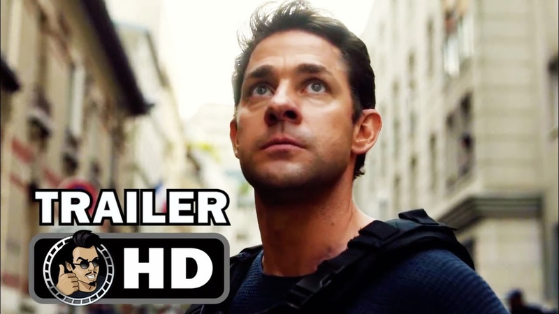 TOM CLANCY'S JACK RYAN Official Trailer (HD) John Krasinski Amazon Action Series