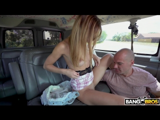 Hot Teen Gets Fucked on The Bus Sean LawlessAna Rose Bang Bus Apr 18, 2018 cowgirl, young, doggystyle, riding, 4k