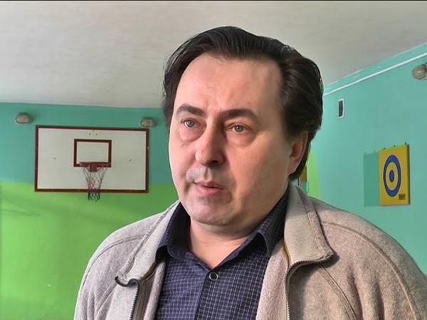 Новый спорткомплекс в Новокузнецке