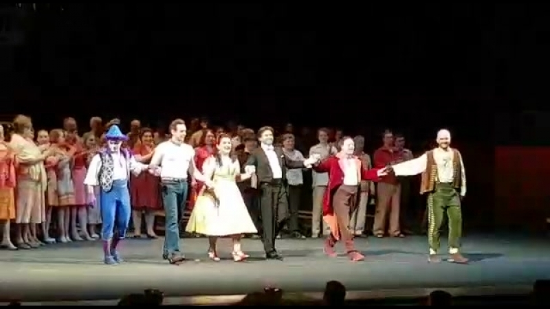 19.04.2018 • Мариинский театр • Опера ПАЯЦЫ