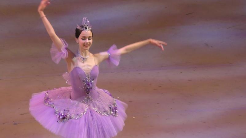 11/08/18 Maria Iliushkina Lilac Fairy debut variation coda in Prologue