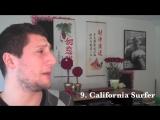 California serfer accent