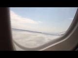 Брянск. Взлёт. Embraer 170 S7 Airlines BZK - DME. 16.06.2018