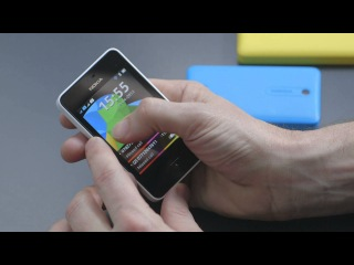 The Nokia Asha 501 - Peter Skillman, Nokia Design Team