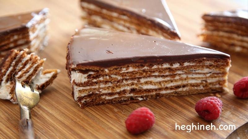 Տորթ Թռչնի կաթ - Bird's Milk Cake Recipe - Կրկնություն - Հեղինե - Heghineh Coo
