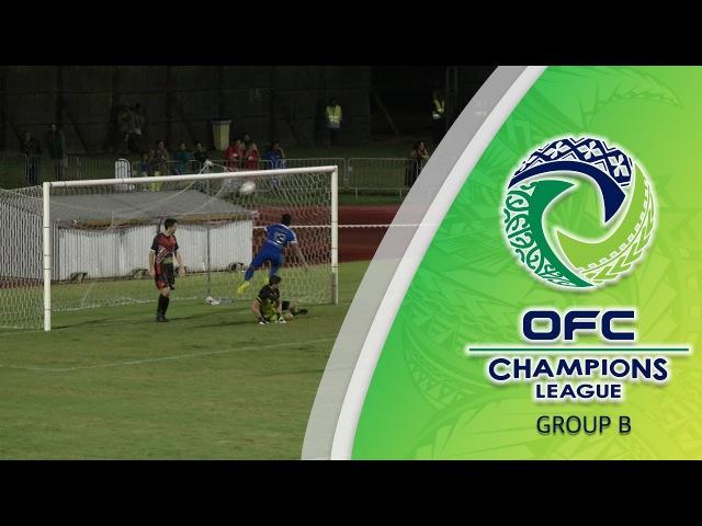 2017 OFC CHAMPIONS LEAGUE | Group B MD3 | Hienghéne Sport v Puaikura FC