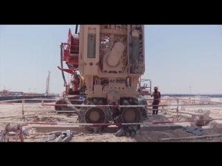 Building the World's Tallest Building - Dubai Creek Tower at 1300m+