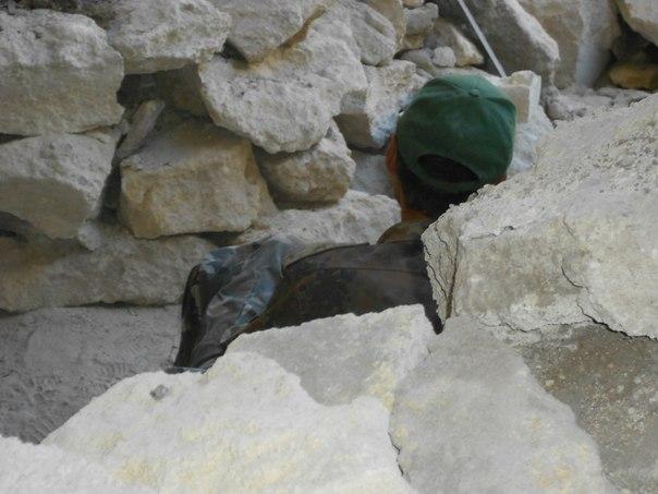Военно-археологическая экспедиция - Аджимушкай-2013 Tf6DPD_4m1U