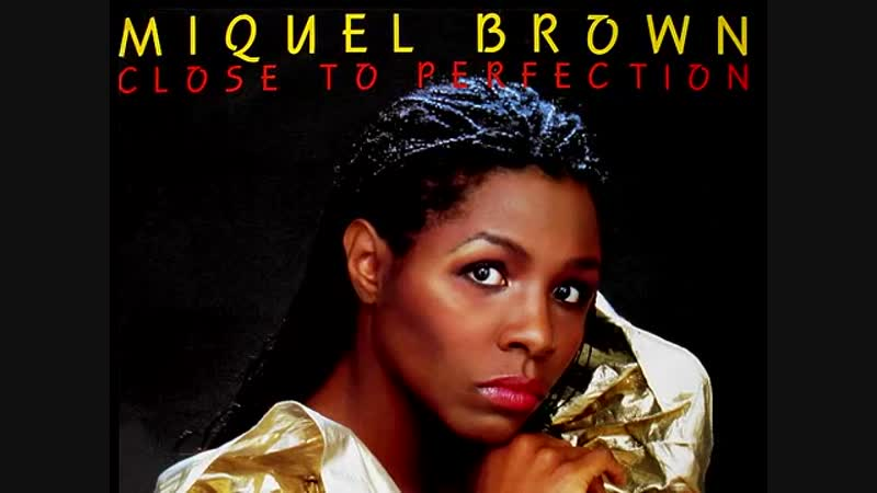 Miquel Brown So Many Men So Little Time 1983