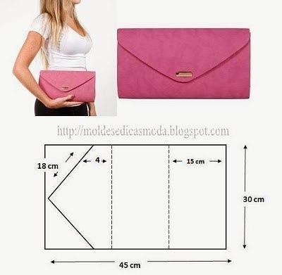 2051c0ca91e3 выкройки сумок - Самое интересное в блогах