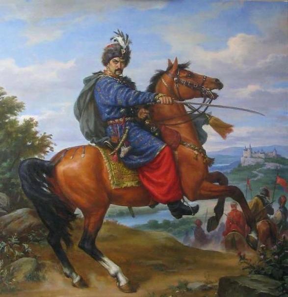Иван Богун - полковник Войска Запорожского. История Украины