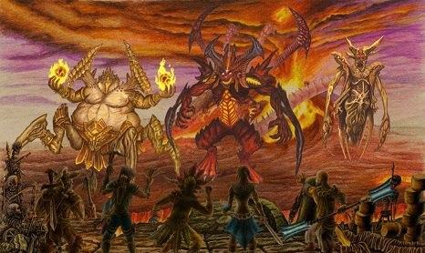 Diablo 3 PS3/PS4 & Xbox 360/XboxOne | ВКонтакте